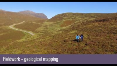 geological field mapping
